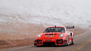 Yokohama equipa los coches ganadores de dos divisiones en la 99ª Pikes Peak