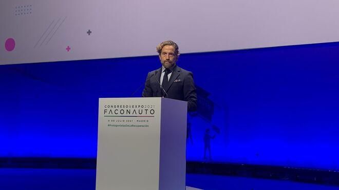 """G. Pérez (Faconauto): """"Los motores de combustión no están de moda, pero pagan las facturas"""""""