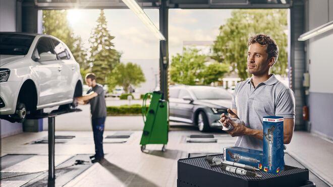 Continúa la campaña de ampliación de garantía de inyectores Bosch eXchange