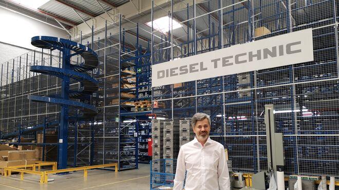 Luis Ribeiro, nuevo Sales Manager de Diesel Technic Iberia en Portugal
