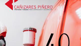 Cañizares Piñero celebra su 40º aniversario