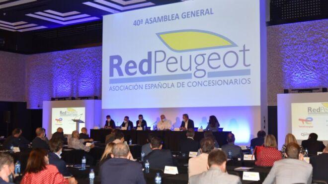 La estrategia red de Stellantis, a debate en la Asamblea de los concesionarios Peugeot