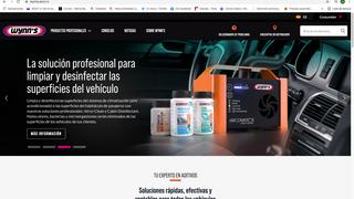 Wynn´s estrena web para profesionales de la reparación