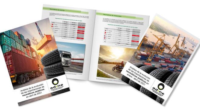 La importación de neumáticos asiáticos creció el 13,5% en consumer y bajó el 1,5% en camión en abril