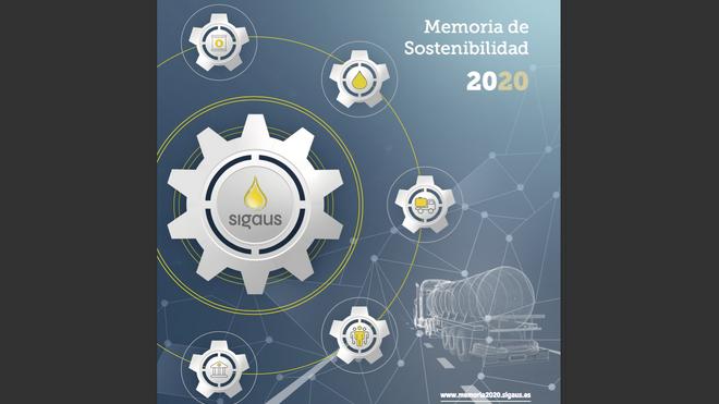 El compromiso de Sigaus con el tejido económico fundamenta su Memoria de Sostenibilidad 2020