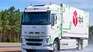 Continental busca mayor eficacia y autonomía en los neumáticos para camiones eléctricos