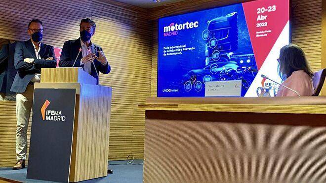 Arranca el nuevo Motortec 2022: 100% digitalizado, colaborativo y 365 días