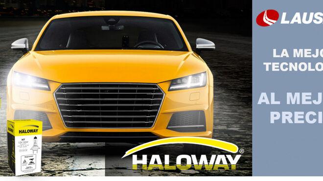 Lausan incorpora a su porfolio la nueva marca de lámparas Haloway