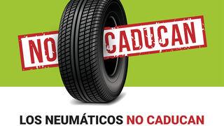 """""""Los neumáticos no caducan"""", nueva campaña informativa de Adine"""
