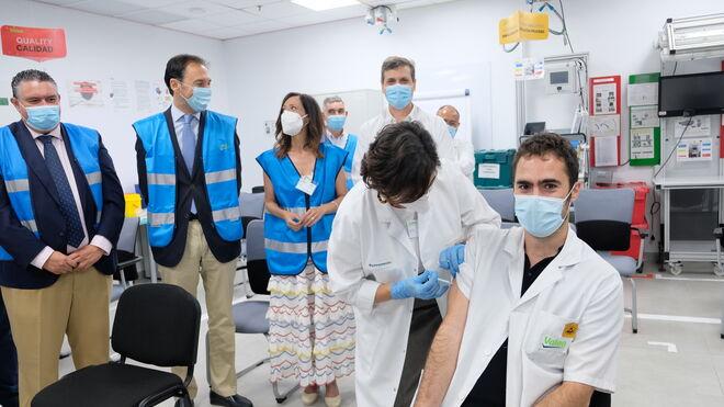Valeo ofrece a su plantilla de Martos (Jaén) la vacuna contra la Covid-19