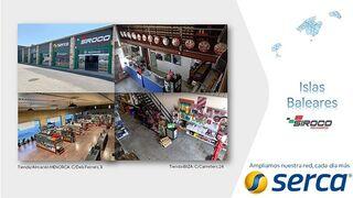 Recambios Siroco amplía su nave de Menorca e inaugura nueva tienda en Ibiza
