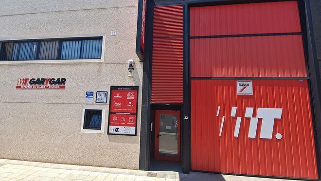 Talleres Garygar amplía y moderniza sus instalaciones en Zaragoza