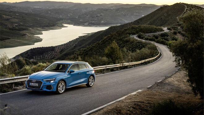 El Audi A3 Plug-in-Hybrid monta de origen neumáticos Falken Ziex ZE310A Ecorun