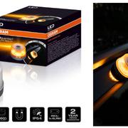 La seguridad es lo primero. Elija seguridad con la luz de advertencia LEDguardian Road Flare Señal V16 de Osram