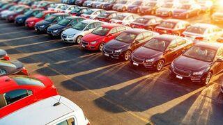 El parque de vehículos en renting creció el 6,31% en el primer semestre de 2021