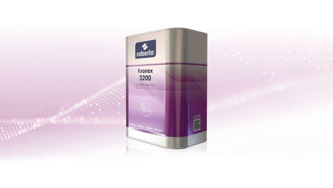 Roberlo presenta Kronox 3200, su primer producto con sello Blutech