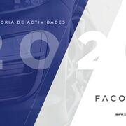 Faconauto resume sus actividades e iniciativas en su Memoria de 2020