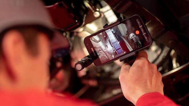 Videochek de Citroën, el servicio digital que avisa de las reparaciones necesarias en el vehículo