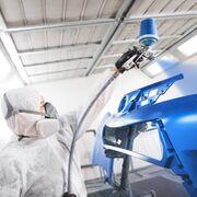 Grupo Cartés ayuda a ahorrar hasta el 60% de energía en el mantenimiento de la cabina de pintura