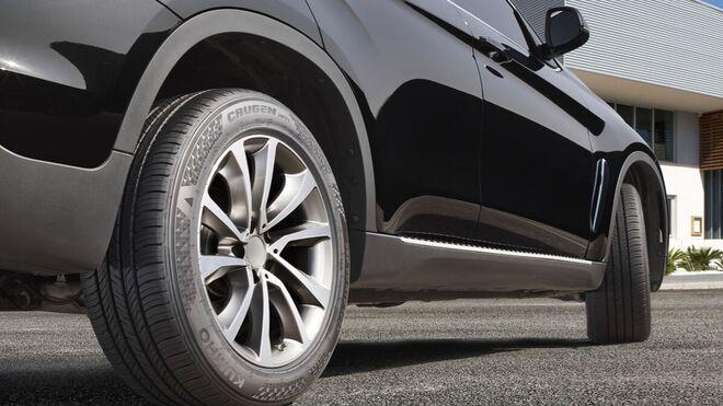 Kumho Crugen HP71, neumático de primer equipo para el nuevo Nissan Pathfinder