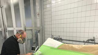 Automechanika Body & Paint entra en su recta final