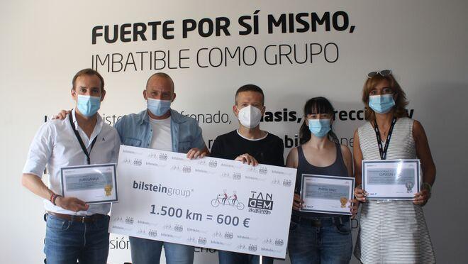 bilstein group incentiva el deporte y la solidaridad