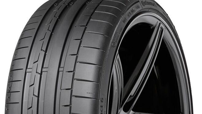 BMW equipa de serie el nuevo M4 con Continental SportContact 6