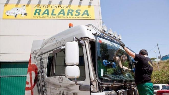 Auto Cristal Ralarsa lanza Ralarsa Trucks, su nueva división de lunas de camiones