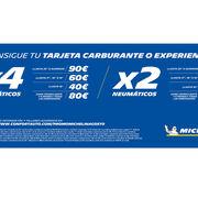 Confortauto y Michelin regalan 90 euros en carburante o experiencias en agosto
