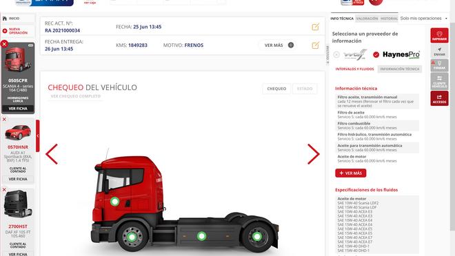GSmart y R&M, nuevas soluciones Top Truck para reforzar la digitalización de sus talleres