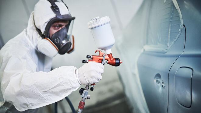 El 23% de reparaciones de pequeños golpes se lastran por la pandemia