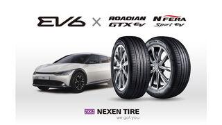 Nexen Tire suministrará neumáticos para el primer vehículo eléctrico puro de Kia