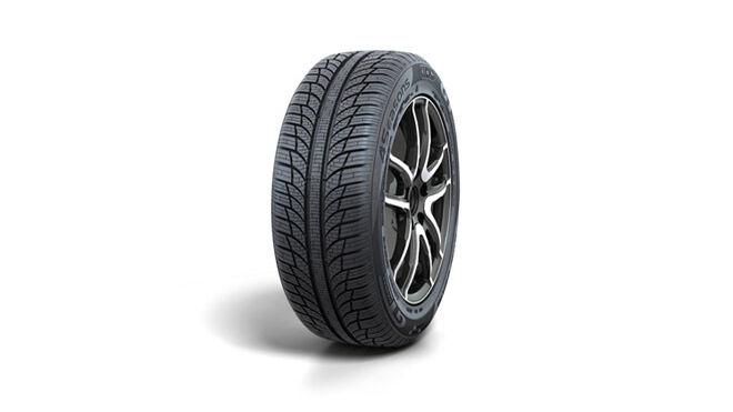 Giti Tire lanza 13 nuevos tamaños de su neumático GT Radial 4Seasons