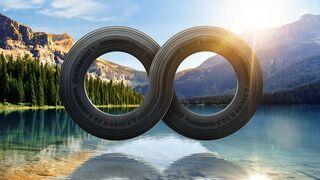 Continental incorporará botellas de plástico reciclado en la producción de sus neumáticos