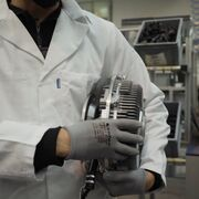 Estudio del comportamiento mecánico del eje en embragues viscosos
