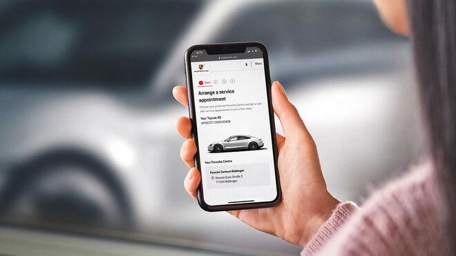 El servicio posventa de Porsche amplía sus servicios digitales