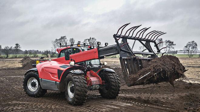 Alliance completa su gama de neumáticos agrícolas