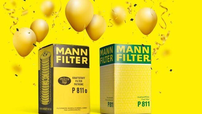Mann-Filter España estrena web para celebrar su 70º aniversario