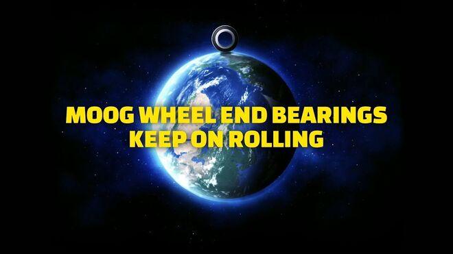 Sigue rodando con los rodamientos de rueda MOOG