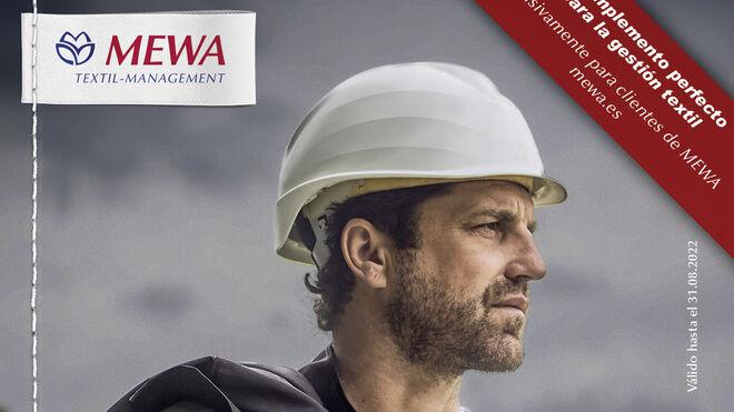 Mewa presenta su catálogo 2021/22 de marcas para la protección laboral