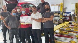 Cesvimap certifica con el TQ Oro al concesionario Mazda Kuroba Motor