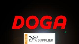 Doga Parts recibe el certificado de calidad Premier Data Supplier de TecAlliance
