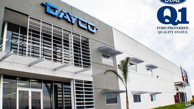 Ford concede el Q1 a la planta de Dayco en San Luis Potosí, México