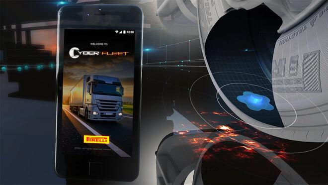 Cyber Fleet, la solución de Pirelli y Geotab para abaratar la gestión de las flotas