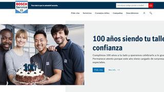 Bosch Car Service estrena página web inspirada en los valores de la empresa