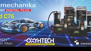 Oxyhtech Automechanika Frankfurt