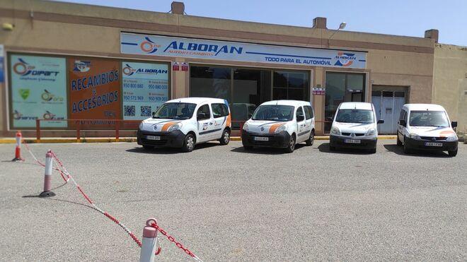 Auto Recambios Alborán estrena punto de venta en La Mojonera (Almería)