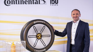 Continental presenta Conti GreenConcept, su neumático más sostenible, ligero y eficiente