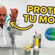 La protección directa de inyectores de TUNAP, a prueba en el laboratorio con J.F. Calero