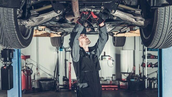 Los talleres registraron casi 61.000 accidentes laborales con baja en 2020